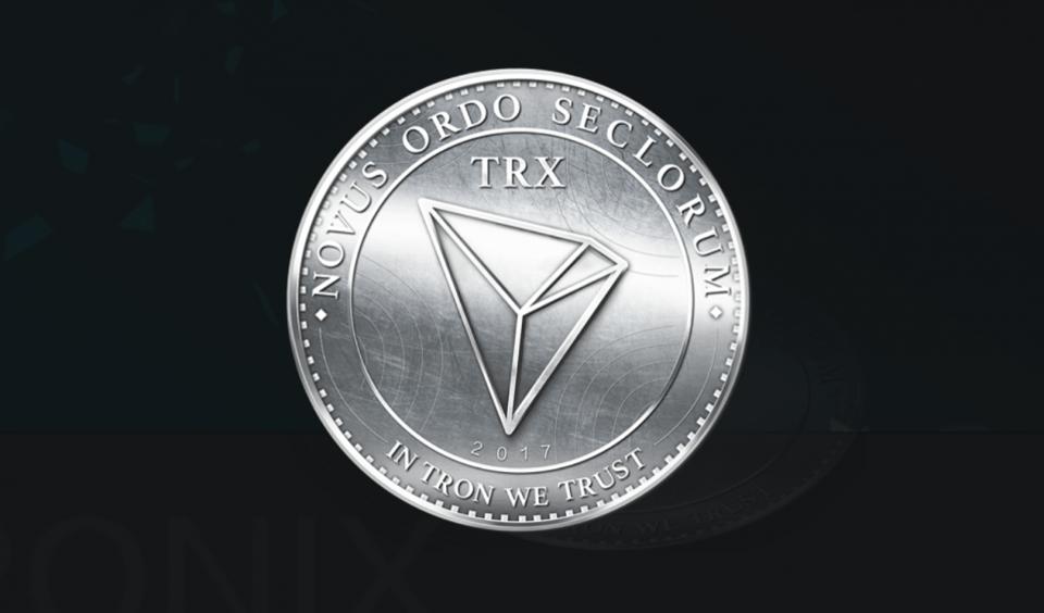 TRX-TRON-COIN
