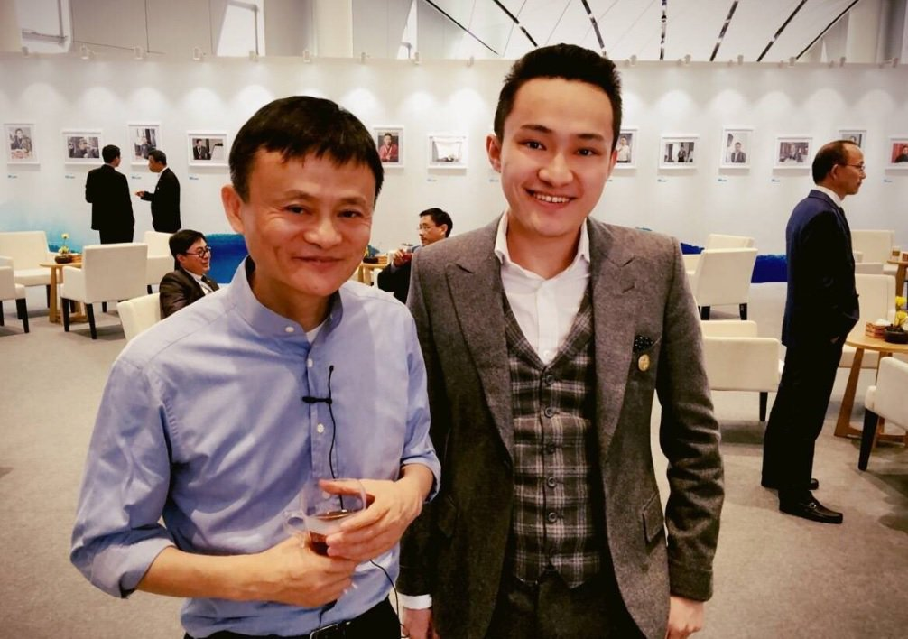 TRON coin founder @justinsuntron and Aliexpress ceo Jack Ma are working about shopping on Aliexpress via TRON coin.