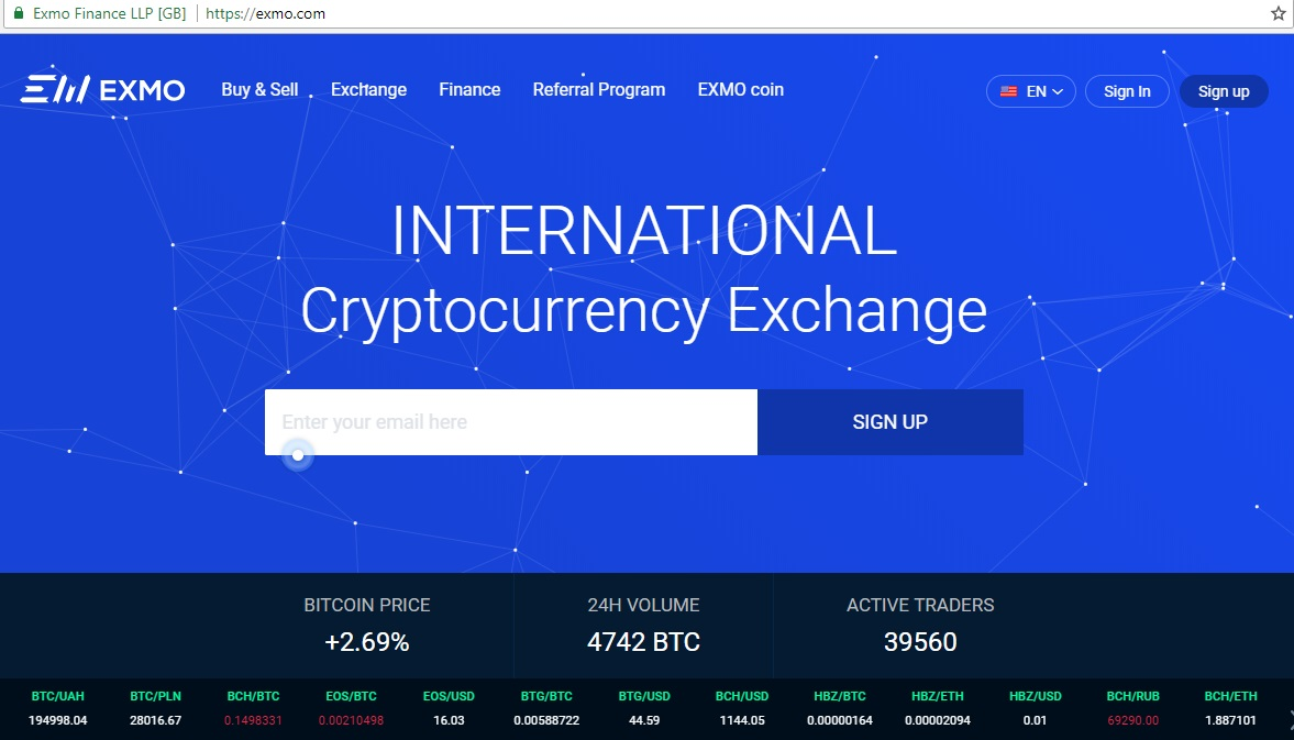 You can also Trade Cryptos on Regular Exchanges