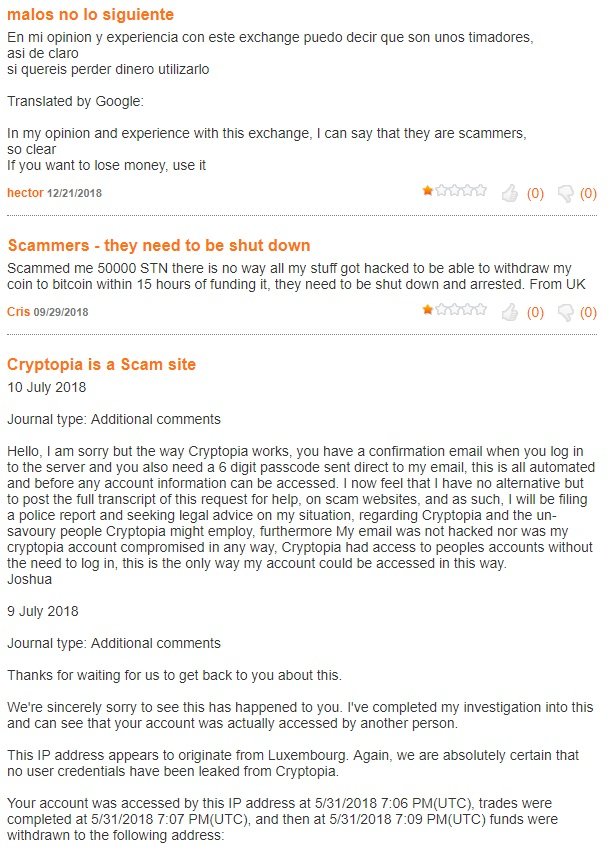 cryptopia-scam-comments