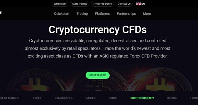 IC Markets - Forza Trading