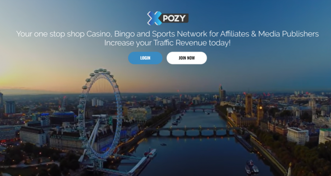 Xpozy Bitcoin Gambling Affiliate Network