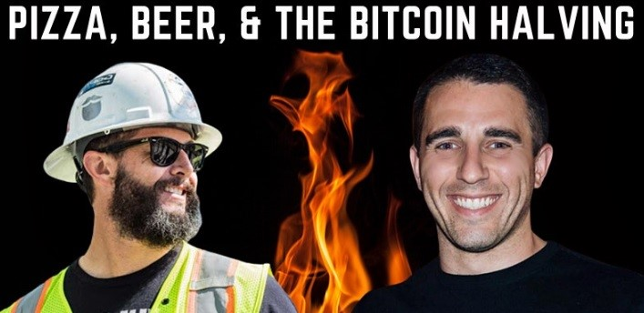 Pizza, Beer, and The Bitcoin Halving Presented by Gemini & BlockFi