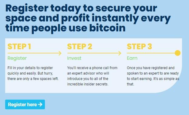 Bitcoin Billionaire register