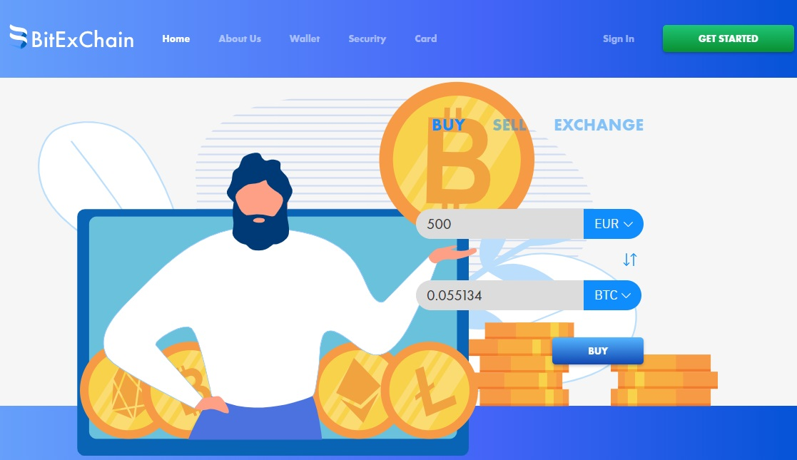 How to Register with BitExChain?