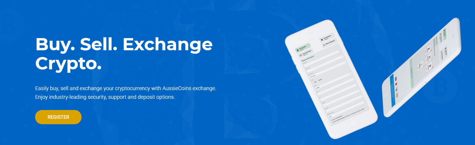 AussieCoins exchange