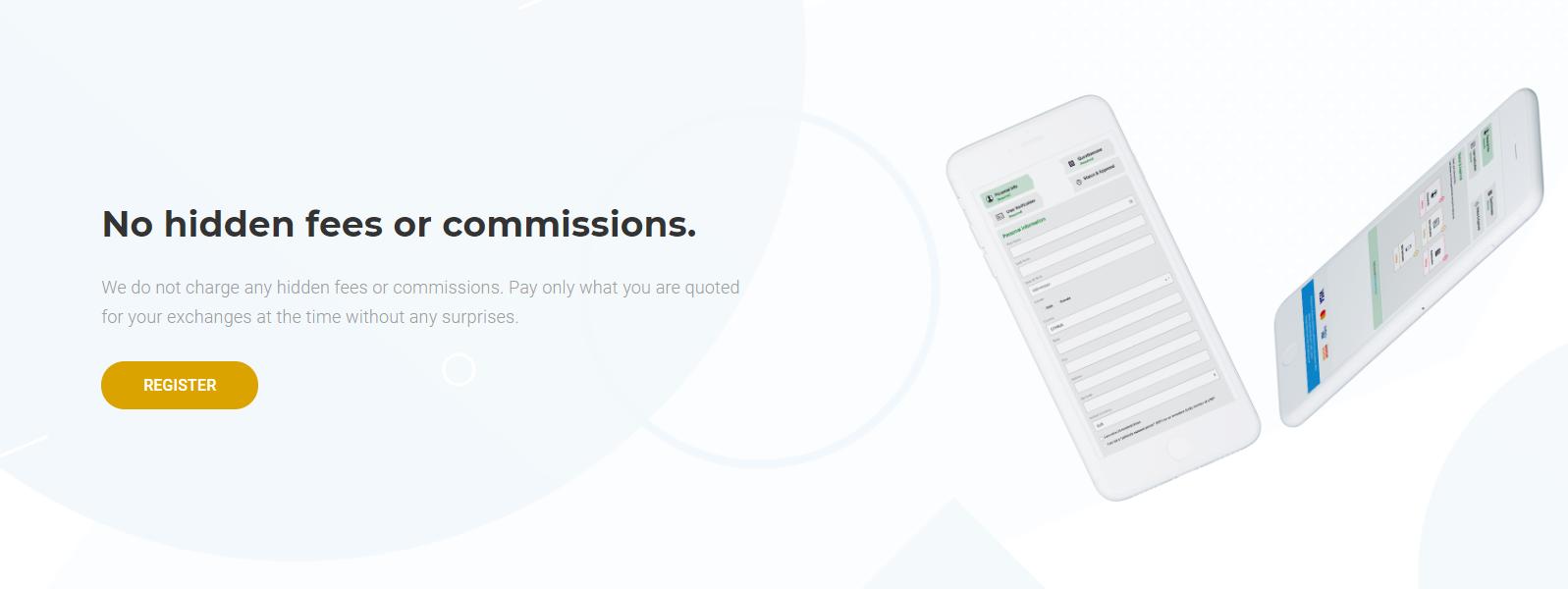 AussieCoins fees