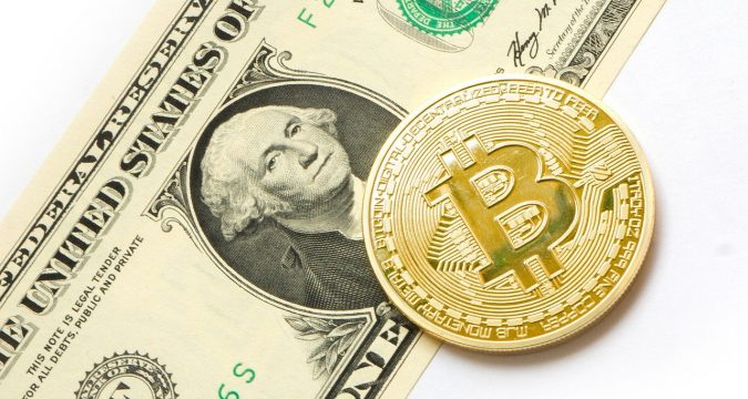 US Dollar Rebounding due to Multi-Year Support; Not Good for Bitcoin
