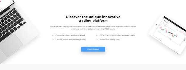 500Investments trading platform