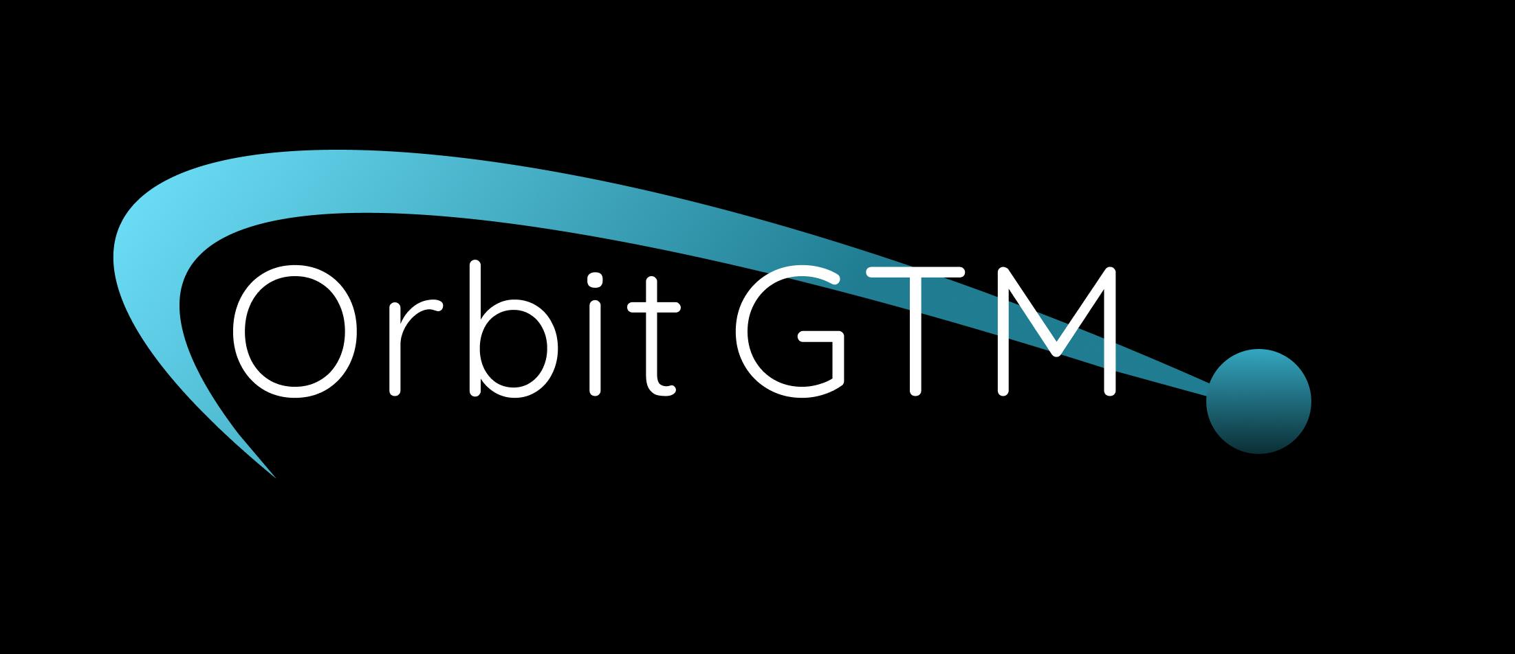 OrbitGTM logo
