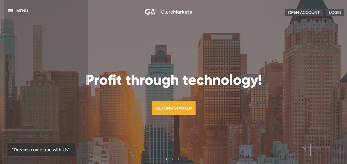 Gale Markets online trading firm