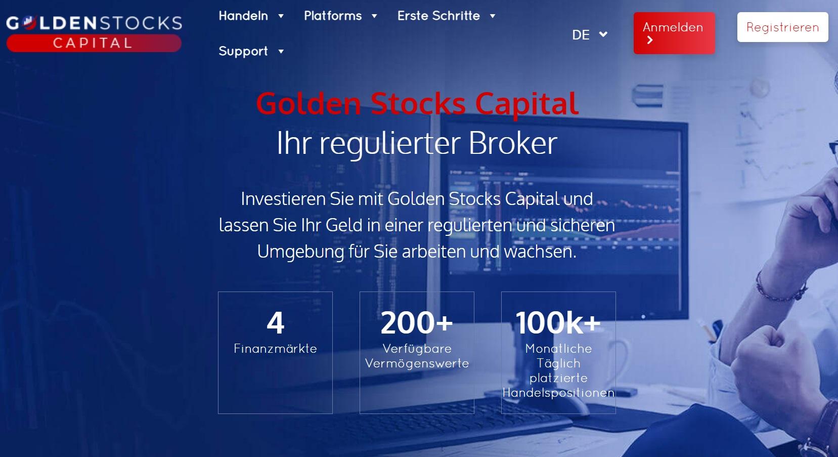 Golden Stocks Capital