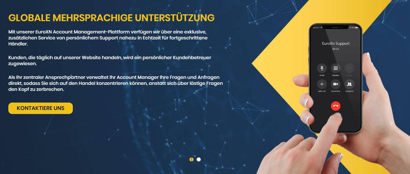 EuroXN website