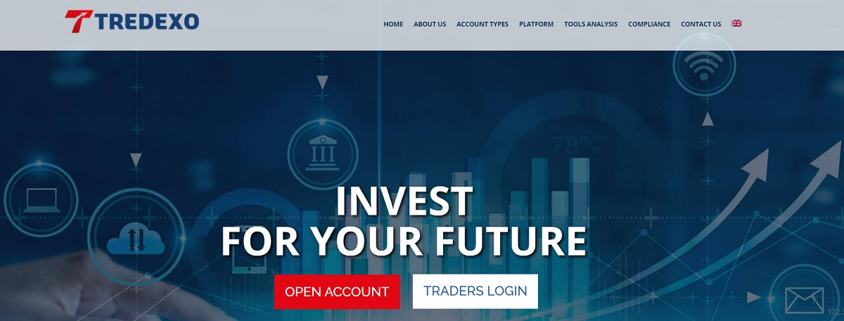 Tredexo home page