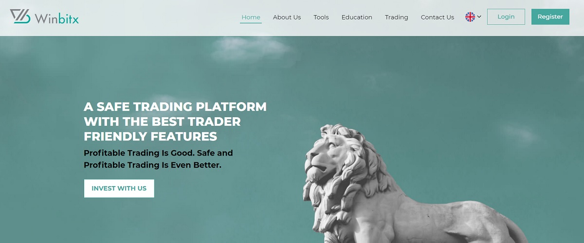 Winbitx home page